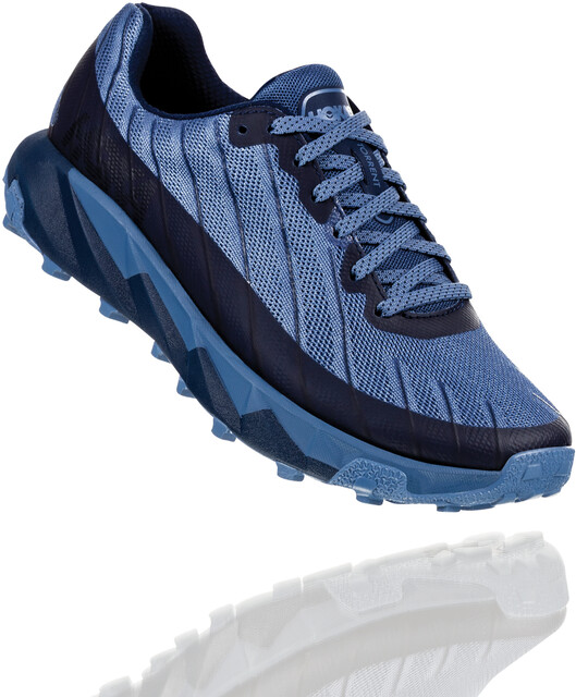 Hoka One One Torrent Buty do biegania Kobiety, black irismoonlight blue